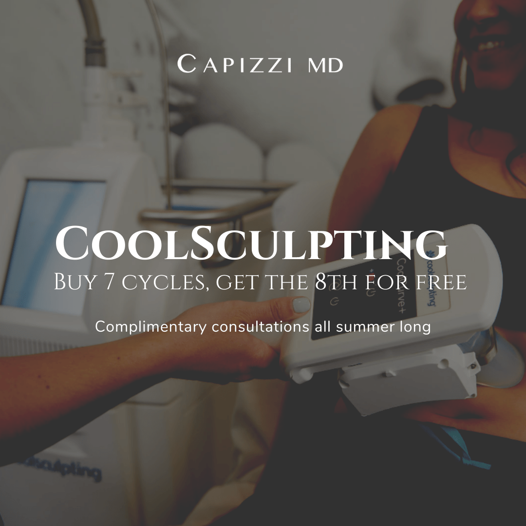 Get $500 off when you purchase 6 or more CoolSculpting cycles